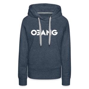 OGANG Merch - Women's Premium Hoodie