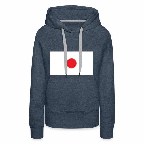 Japan love - Women's Premium Hoodie