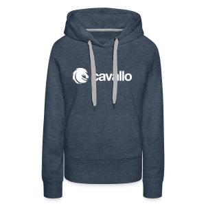 Cavallo Official Logo - Women's Premium Hoodie
