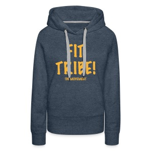Fit Tribe Classic Gold - Women's Premium Hoodie