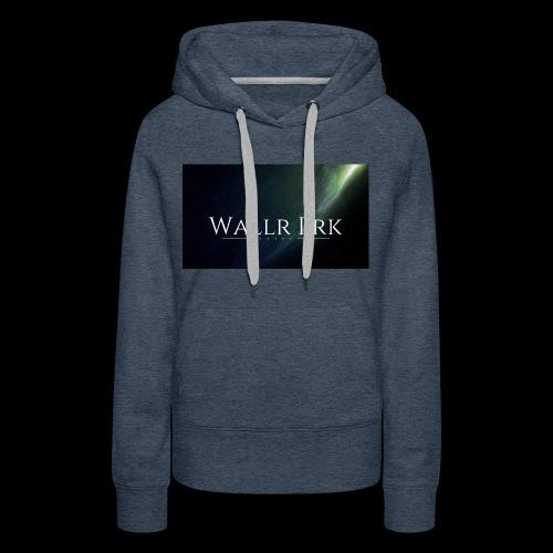 Wallr Pr 1 - Women's Premium Hoodie