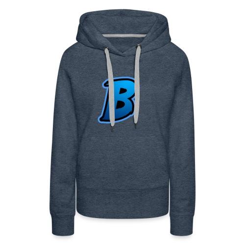 BradyBooneYT Logo - Women's Premium Hoodie