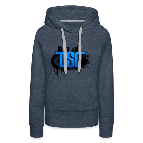 DSG Graffiti - Women's Premium Hoodie