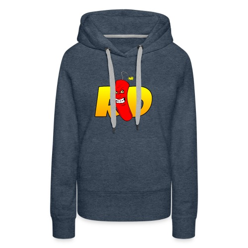 Rated Dabz Color Design - Women's Premium Hoodie