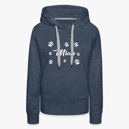 MIAU - Women's Premium Hoodie