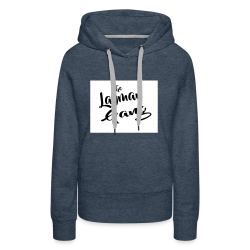The layman gang shirt - Women's Premium Hoodie