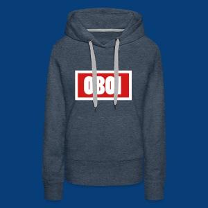 OBOI LOGO - Women's Premium Hoodie