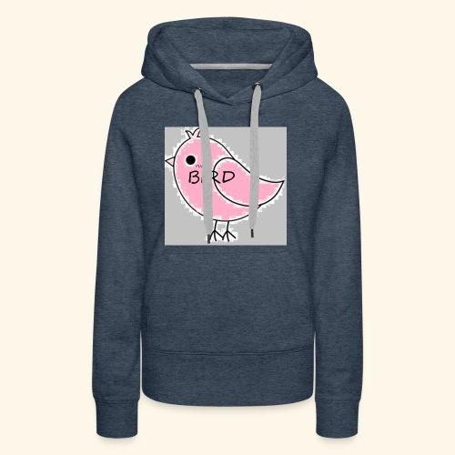 The Pink Bird - Women's Premium Hoodie