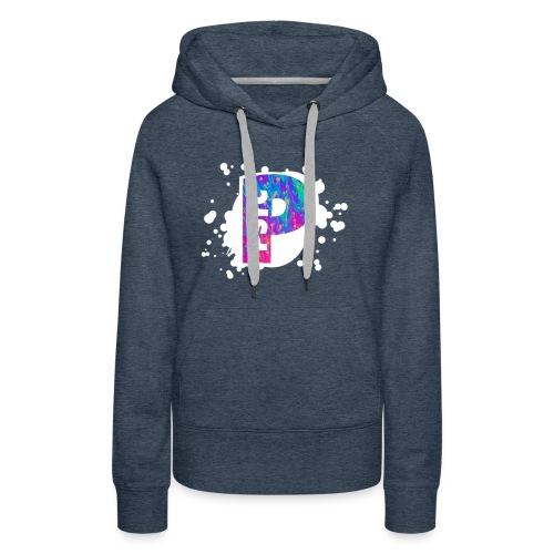 PSYC Channel Art Design - Women's Premium Hoodie