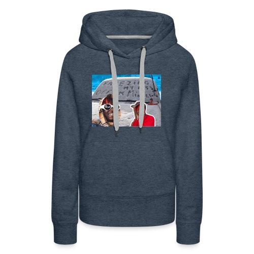 Lil Yachty - Minnesota - Women's Premium Hoodie