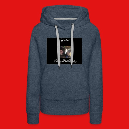 Tragic But Deadly album cover HOODIE EXCLUSIVE - Women's Premium Hoodie