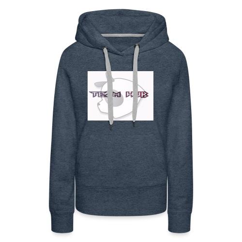 team hub theme - Women's Premium Hoodie
