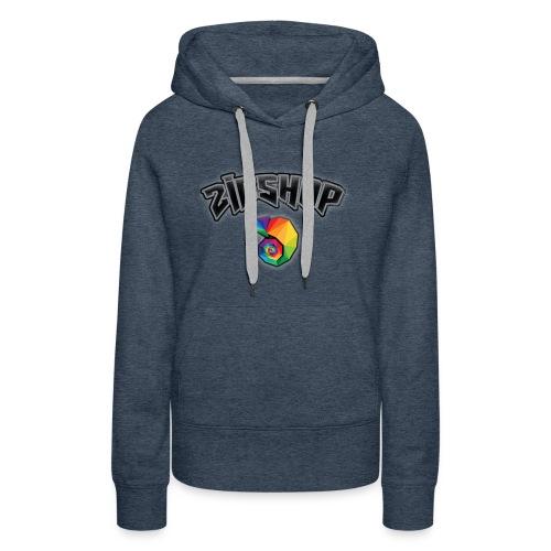 zic's shop logo - Women's Premium Hoodie