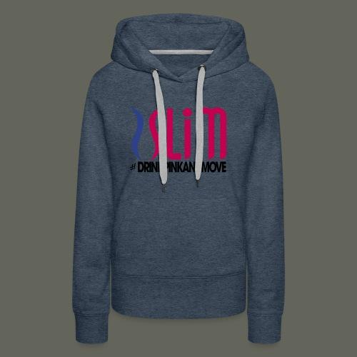 Plexus_Slim_shirt - Women's Premium Hoodie