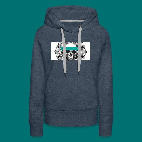 Lost in Fate Design #2 - Women's Premium Hoodie