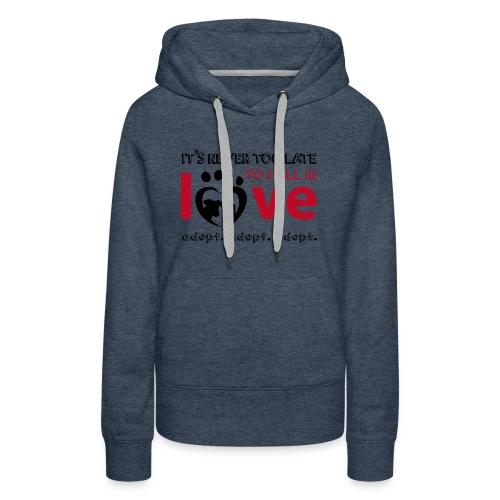 adpot2 - Women's Premium Hoodie