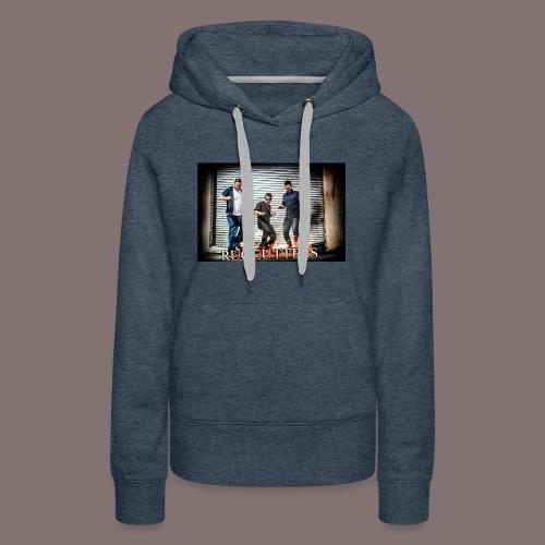RUGCUTTERS Fan Shirts - Women's Premium Hoodie