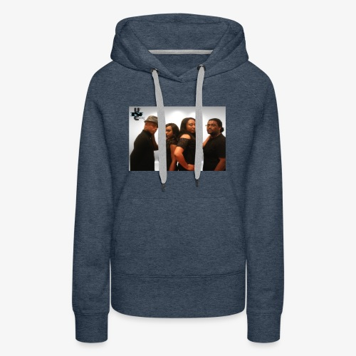 UNCH Cast - Women's Premium Hoodie