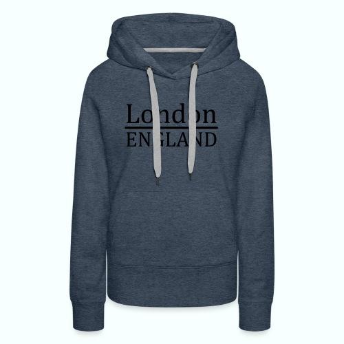 London England - Women's Premium Hoodie