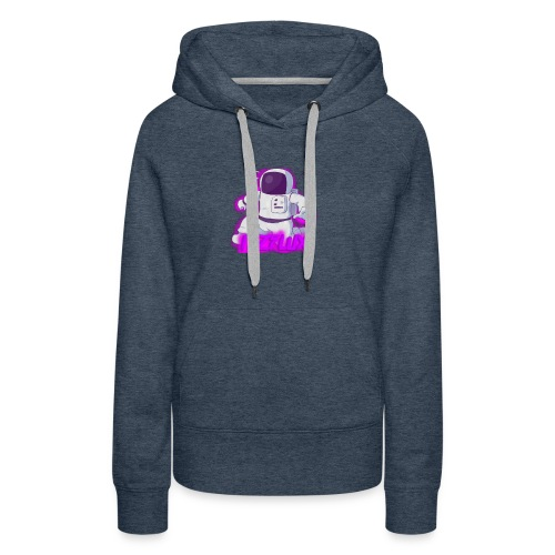 iTzFluX Brand Logo - Women's Premium Hoodie