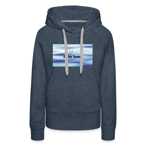 double teamed - Women's Premium Hoodie