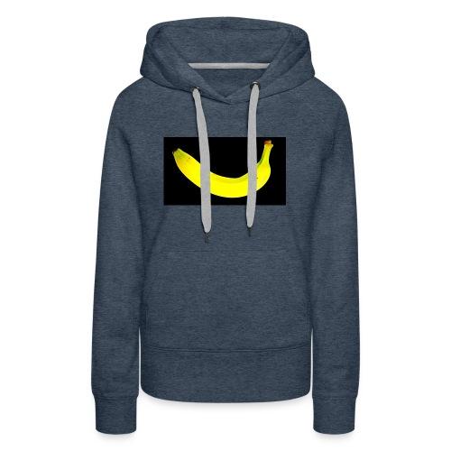 banana 2002541 1920 - Women's Premium Hoodie