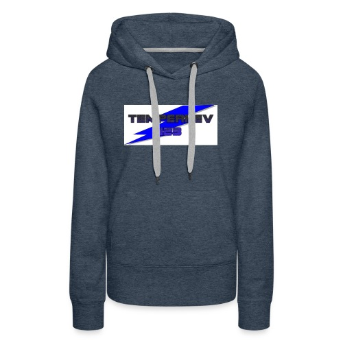 Temperkev123 shirt - Women's Premium Hoodie