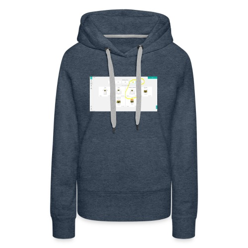 inconistency_in_currencies - Women's Premium Hoodie