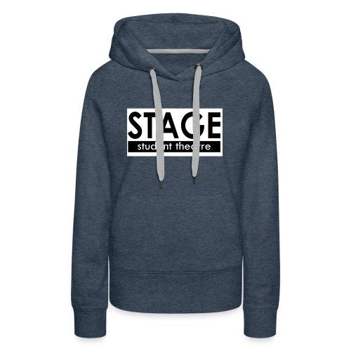 STAGE: Student Theatre - Women's Premium Hoodie