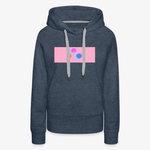 chill shirt design - Women's Premium Hoodie