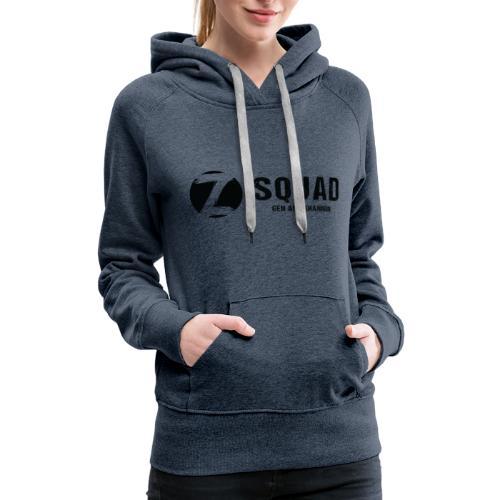 G S LogoV3 - Women's Premium Hoodie