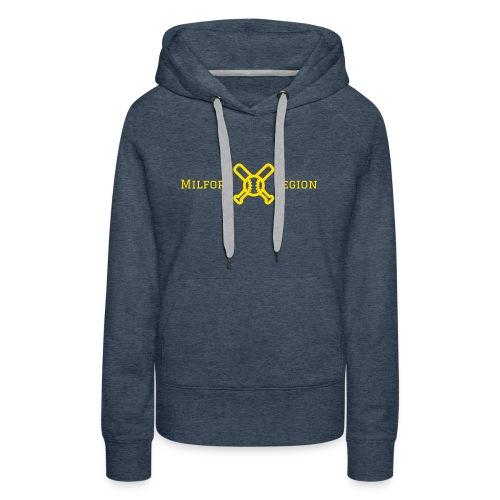 Milford Legion 2017 Logo - Women's Premium Hoodie