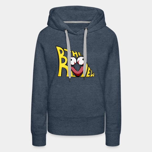 The Boo Review Icon - Women's Premium Hoodie