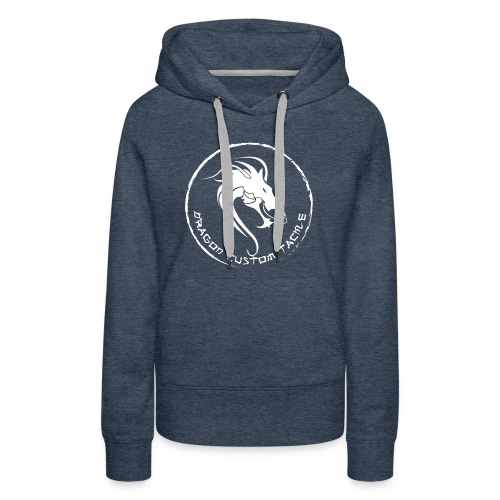 Dragon Custom Tackle Fall Clothing - Women's Premium Hoodie