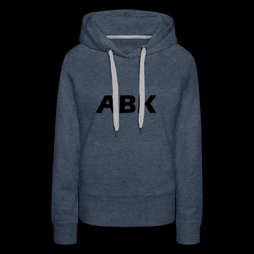 ABK Black - Women's Premium Hoodie