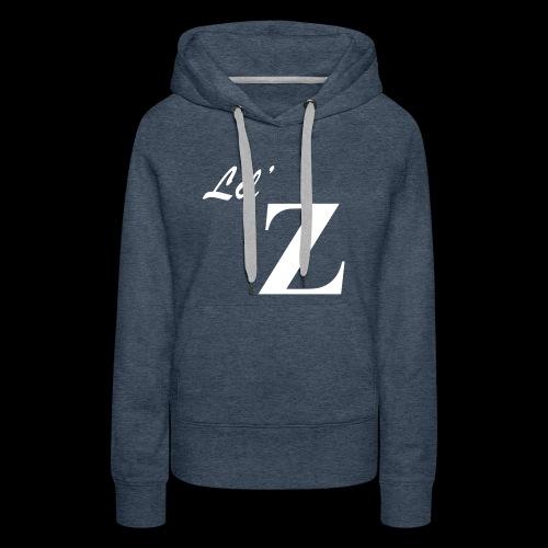 Lil Z Logo - Women's Premium Hoodie