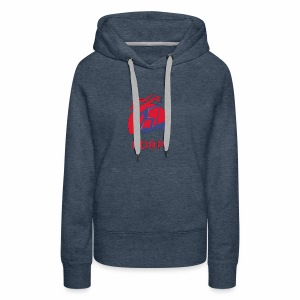 PDRP Official Logo - Women's Premium Hoodie
