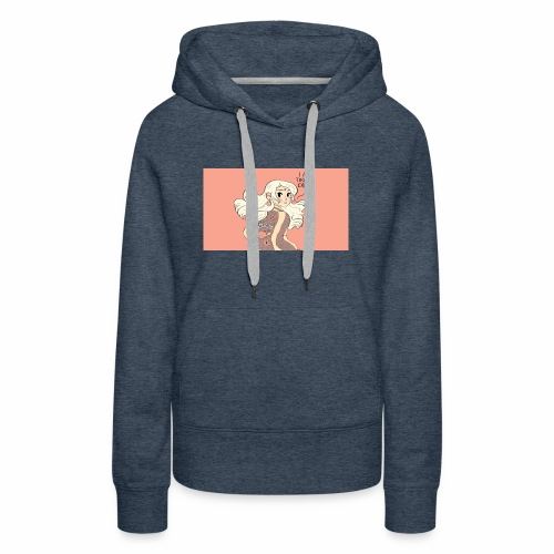 Space girl - Women's Premium Hoodie