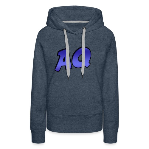 New Text AQ Merchandise! - Women's Premium Hoodie