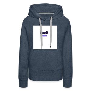 First Ever design - Women's Premium Hoodie