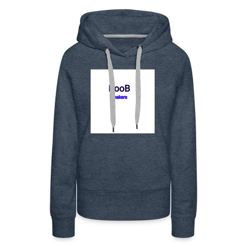 First Ever design - Women's Premium Hoodie