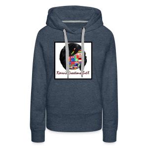 Kerra's Kreations Intl'. - Women's Premium Hoodie