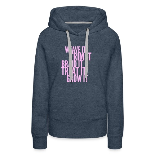 Healthy Hair - Women's Premium Hoodie