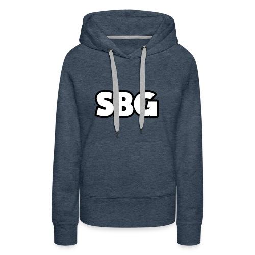 SBG - Women's Premium Hoodie