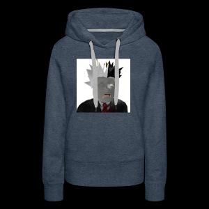 Cadutad T-shirt - Women's Premium Hoodie