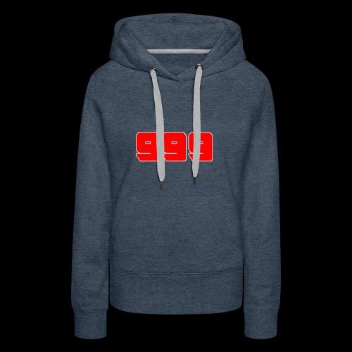 team999 - Women's Premium Hoodie