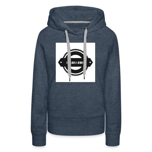 Gear logo - Women's Premium Hoodie