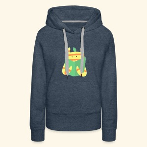 book monster - Women's Premium Hoodie