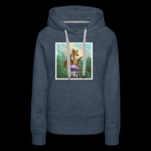 Fraxx the Fierce - Women's Premium Hoodie
