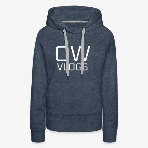 OW VLOGS MERCH - Women's Premium Hoodie